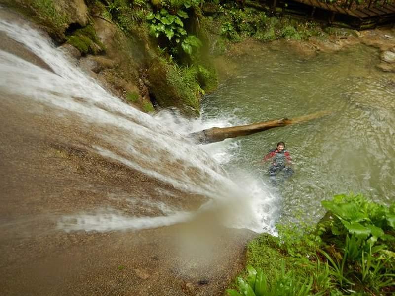 Краснодарский край: от пещер до водопадов