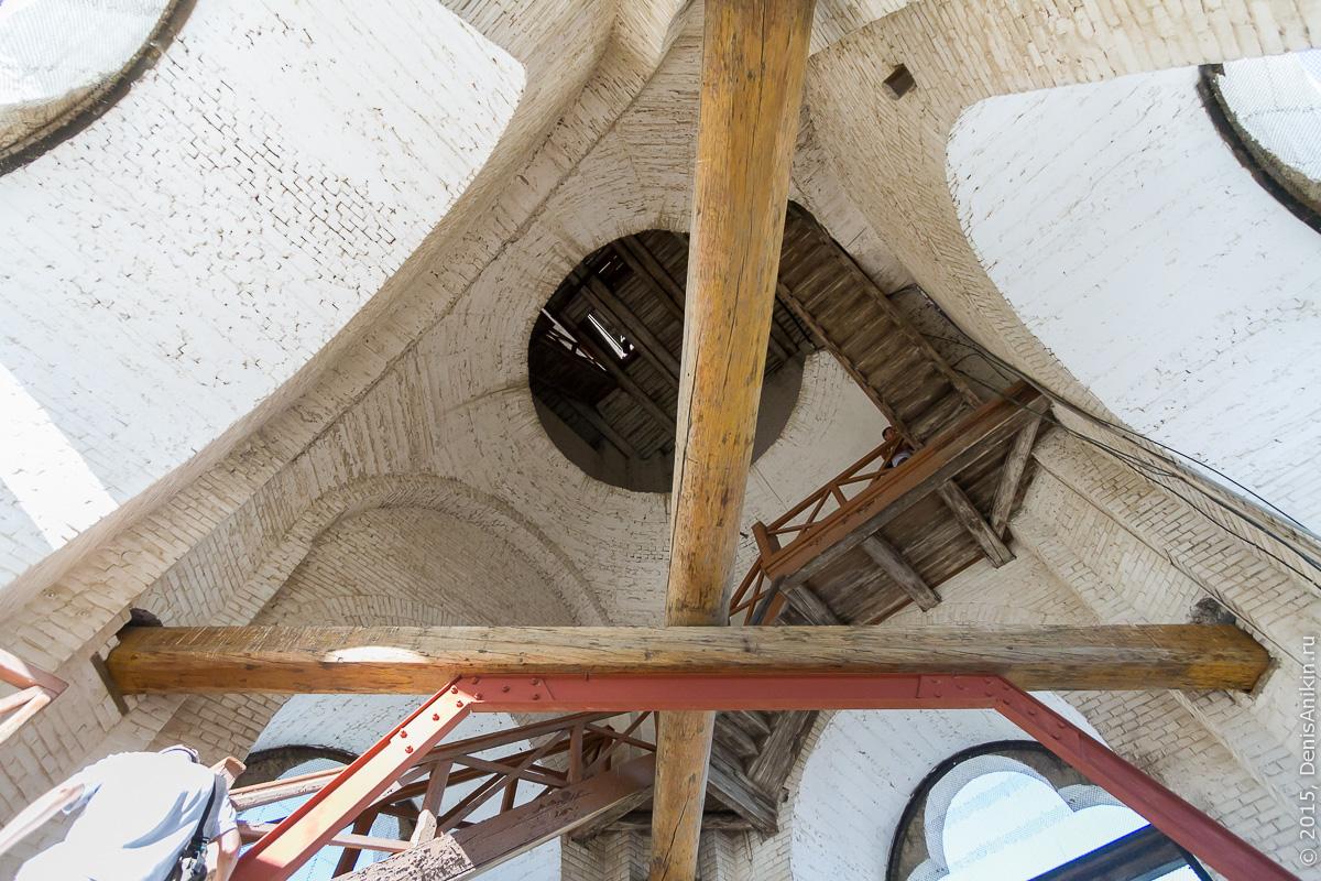 Соборная колокольня астраханского кремля 6