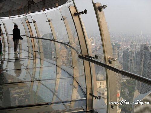 Жемчужина Востока в Шанхае. Район Пудонг