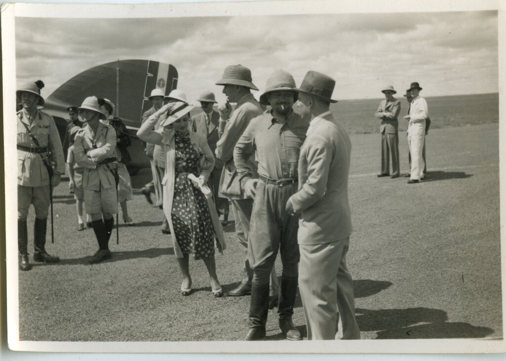 Africa, 1939