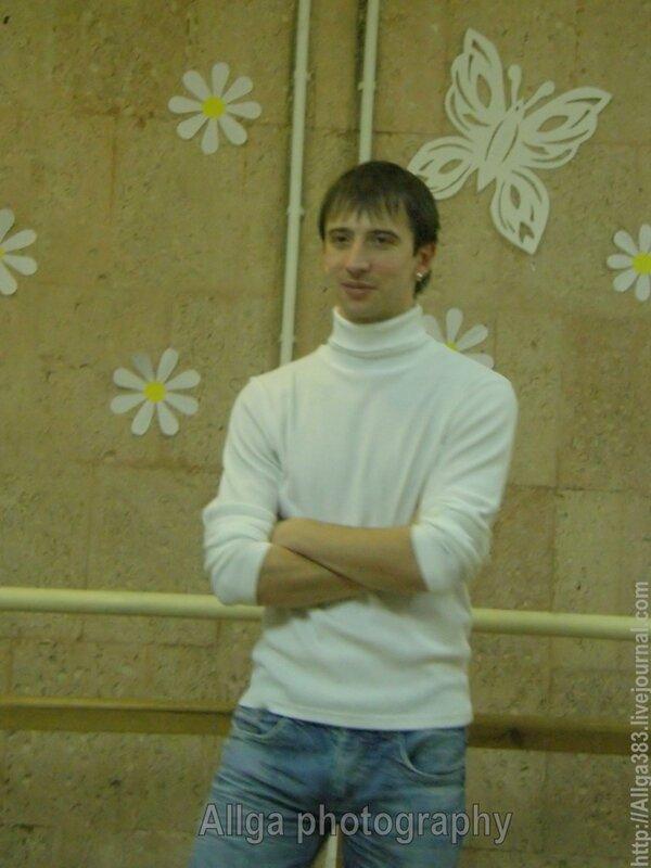 Встреча с Еленой Лыткиной и Иваном Кузнецовым