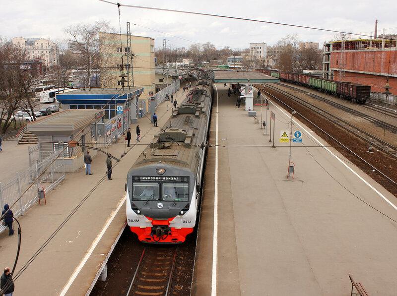 ЭД4М-0476 до Курского