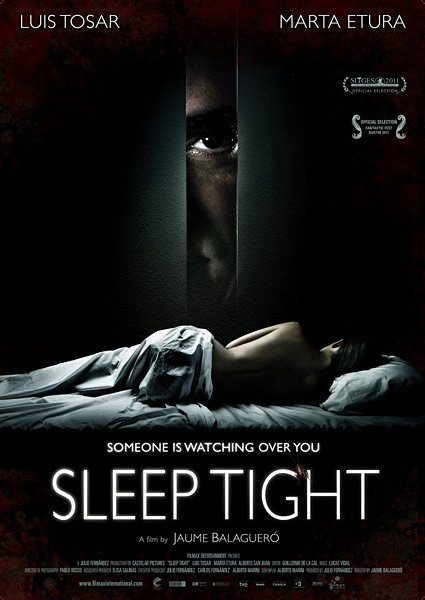 Крепкий сон / Sleep Tight / Mientras duermes (2011/DVDRip)