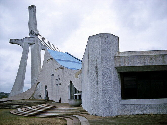 Кафедральный собор Святого Павла. Кот-д'Ивуар