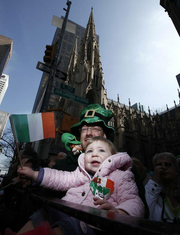 День Святого Патрика 2012