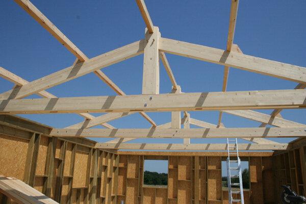 Строительство каркасного дома своими руками прочитать