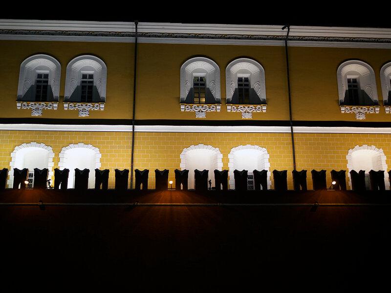 В Кремле не спят