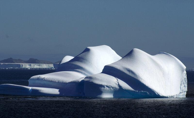 башмаки снежного великана