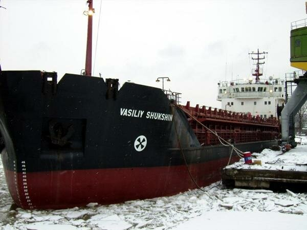 Человек и пароход Василий Шукшин - непростая судьба