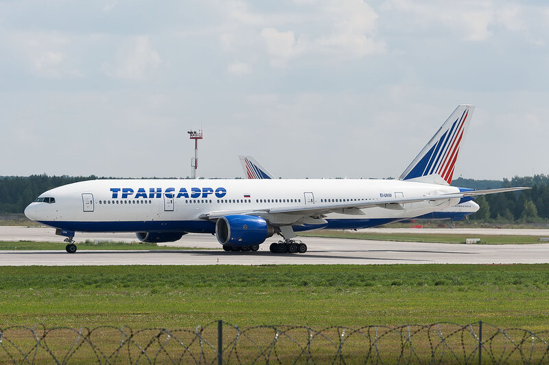 Boeing 777-222ER (EI-UNW) Трансаэро DSC2912