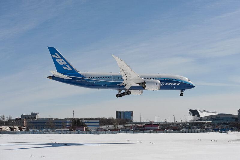 Boeing 787-8 (N787BX) Boeing DSC_8869