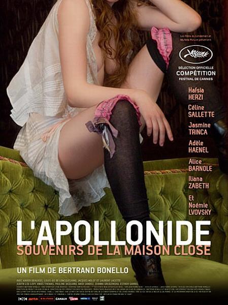 Дом терпимости / L'Apollonide (2011) DVDRip