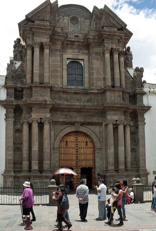 Церковь De El Sagrario