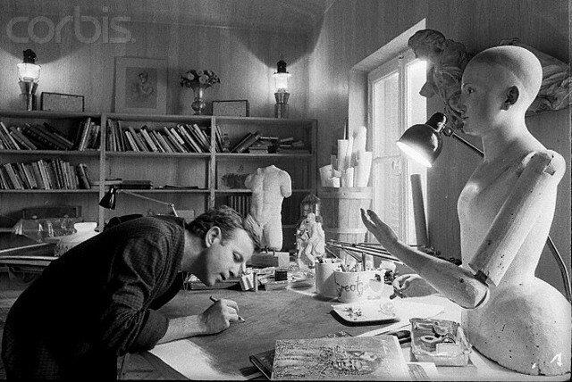 Zeffirelli's Studio
