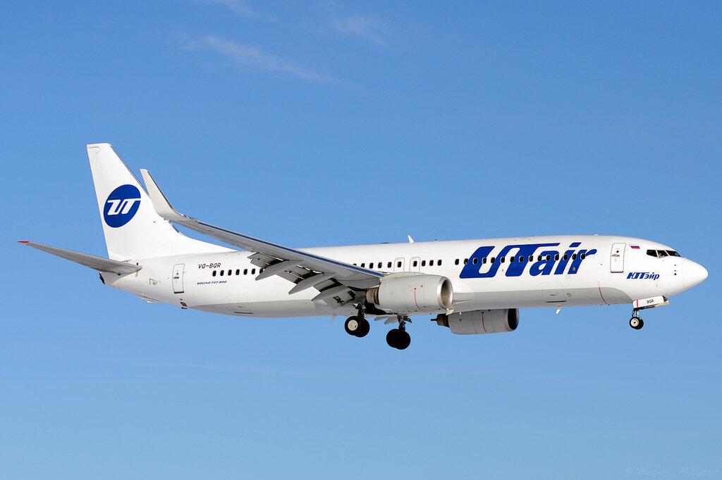 VQ-BQR Boeing 737-8GU cn 37533/3646.