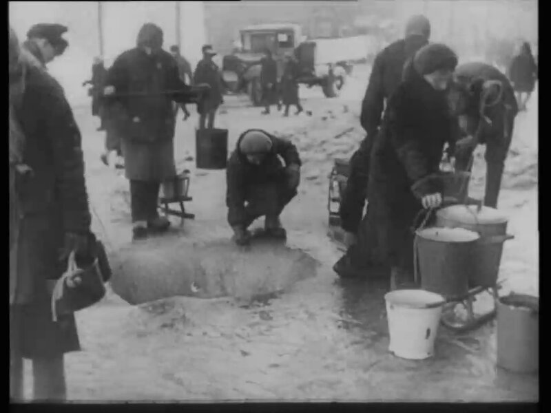 Ленинград в блокаде док отдаете