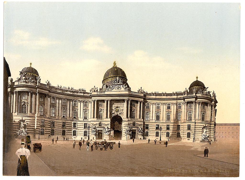 Вена в 1890 - 1900 годах. 0_60381_829bd526_orig