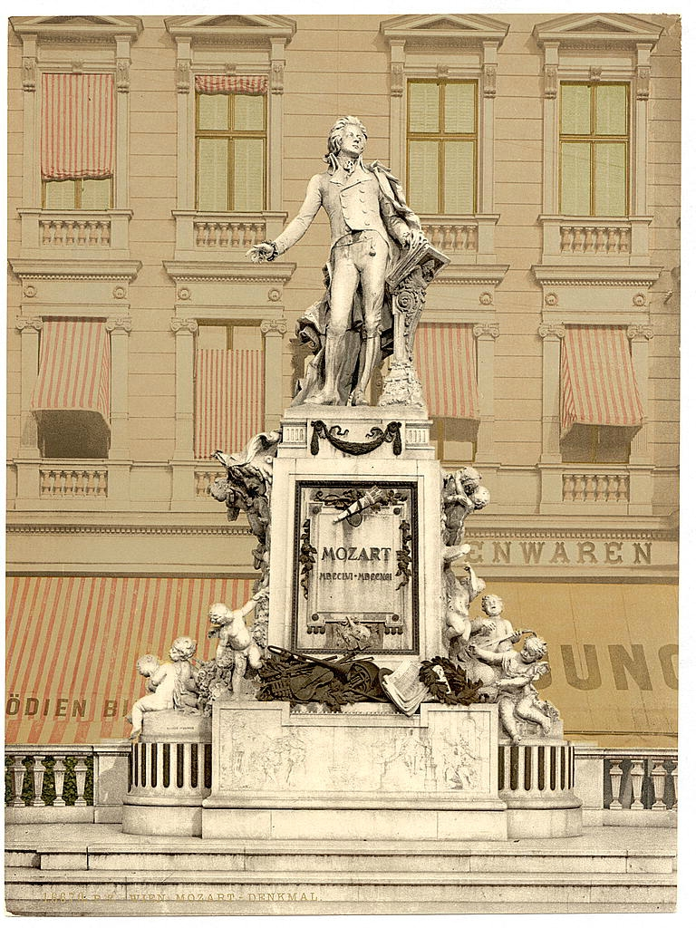 Вена в 1890 - 1900 годах. 0_60394_f6d46d5a_orig