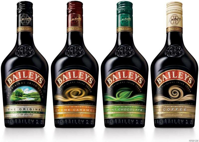 Бэйлис (Baileys) — ирландский сливочный ликёр