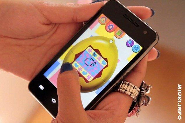 Тамагочи - знаменитый виртуальный питомец родом из Японии
