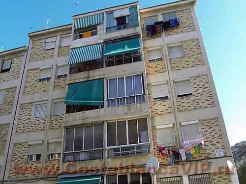 квартира в Alicante, апартаменты в Аликанте, квартира в Аликанте, Коста Бланка, квартира на Коста Бланка, квартиры от банка, недвижимость в Испании, квартира в Испании, CostablancaVIP