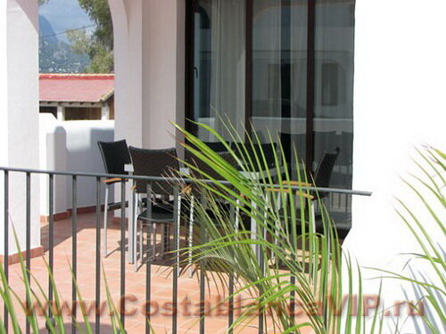 таунхаус в Calpe, таунхаус в Кальпе, таунхаус в аренду, снять таунхаус, таунхаус в Испании, недвижимость в Испании, Коста Бланка, CostablancaVIP