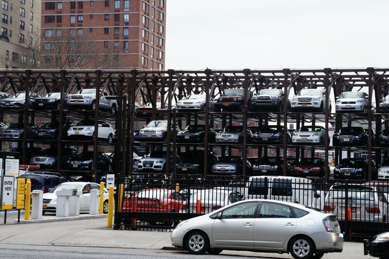 нью-йорк, манхеттен, manhattan, грузовик