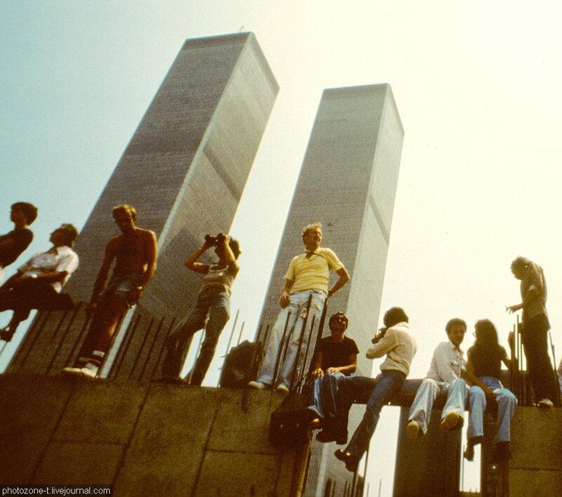 Нью-Йорк 80-х, Стивен Сигел (Steven Siegel)
