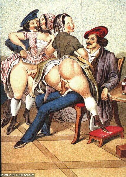 18 веке порно руское в