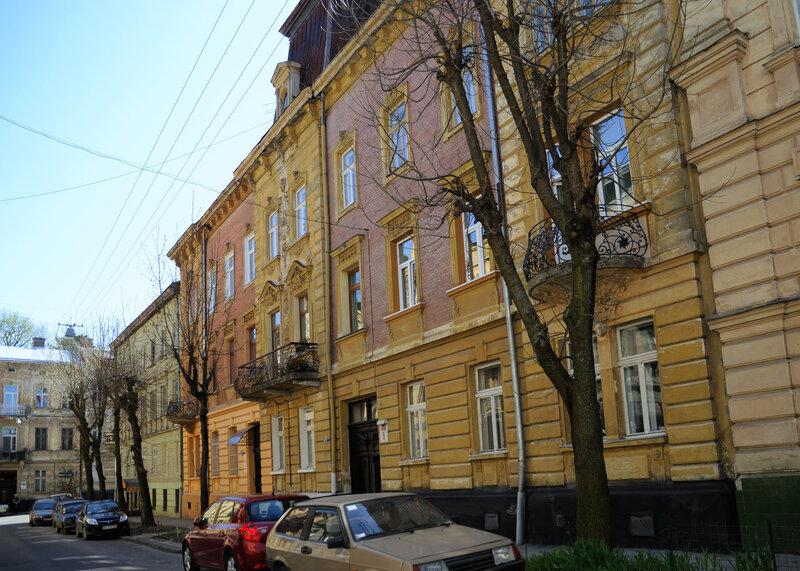 ул. Глибова, дома 3 и 5
