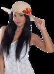 Девушки в шляпах 0_939d6_573157dd_S