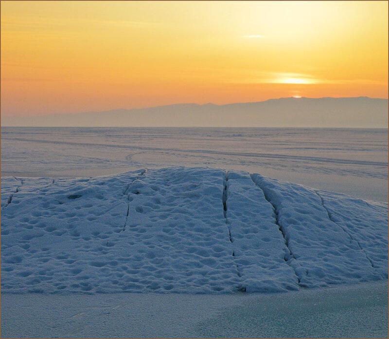 Ледяной бугор