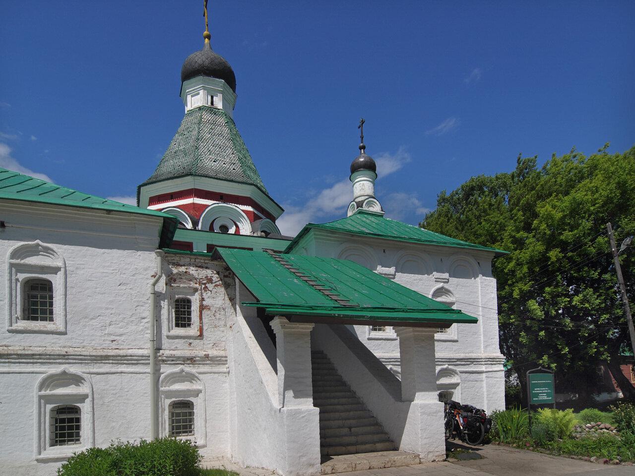 Александровская слобода. Автор фото: Юрий Семенов