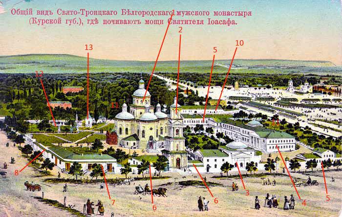 Белгородский Свято-Троицкий мужской монастырь (http://sanchess-city31.livejournal.com)