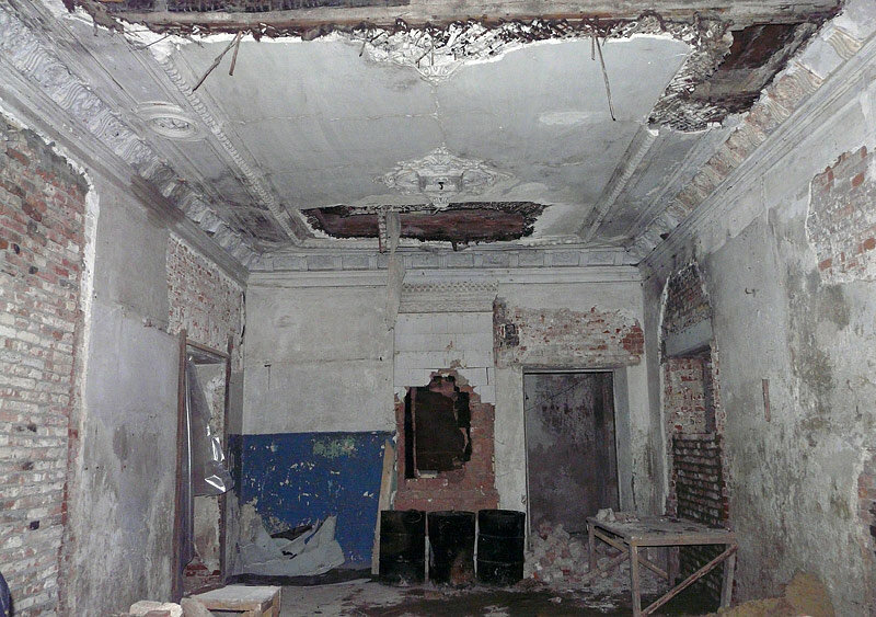 Усадьба Мухановых, 2012, фото SanchesS