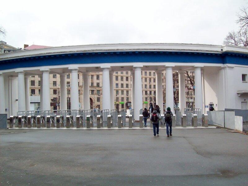 турникеты на стадионе динамо