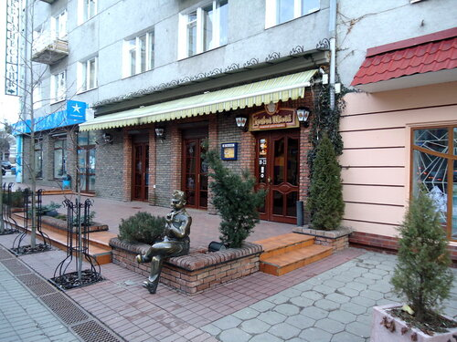 Украина. Луцк. Ресторан