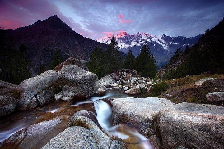 Фотографии природы Джеймса Эпплтона