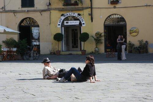 итальянец познакомится с русской девушкой