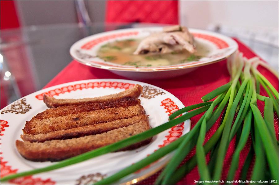 Эротический суп с перепелками
