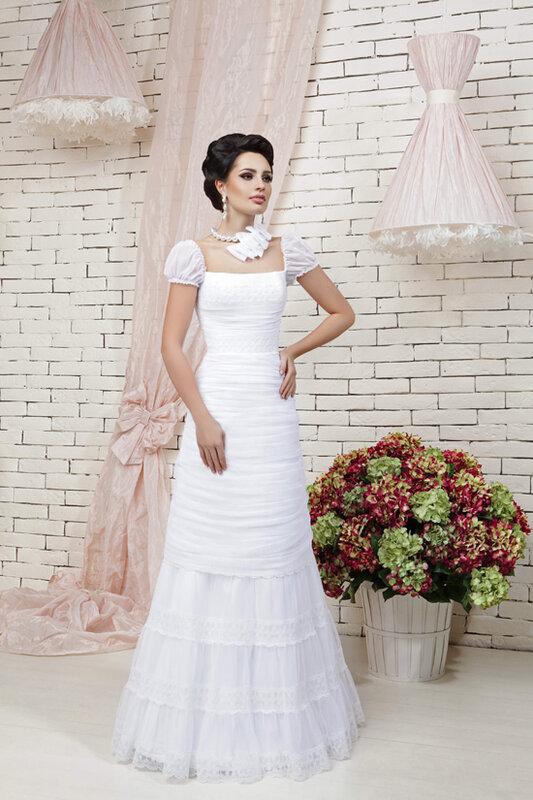 مجموعه حلوه فساتين الزفاف 2012