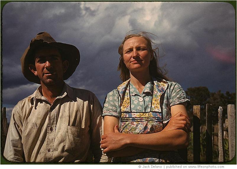 Провинциальная Америка. 1939-1943 гг.