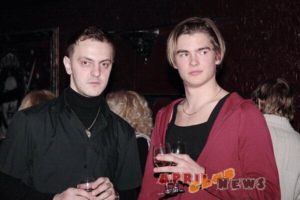 День рождения Алексея Двина