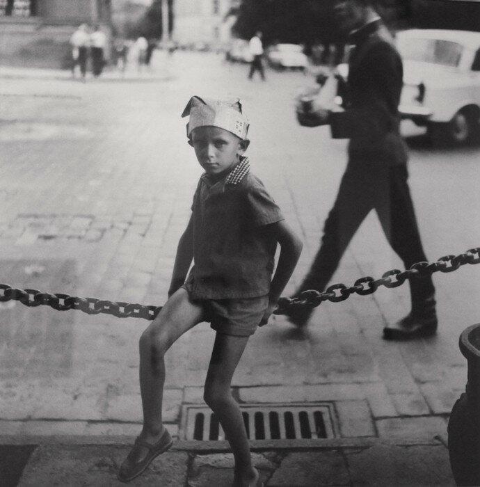 А. Суткус.  Вильнюс. 1964.