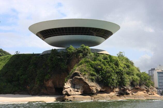 Niemeyer Museum of Contemporary Arts (Бразилия)