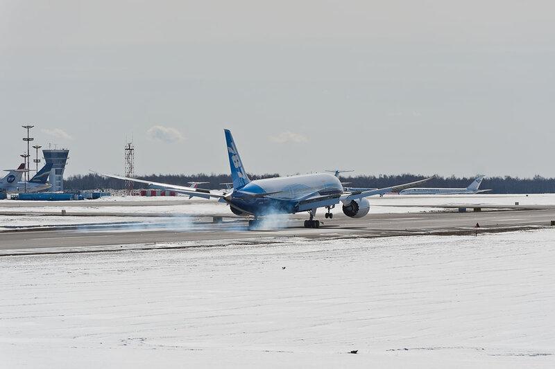 Boeing 787-8 (N787BX) Boeing DSC_8876