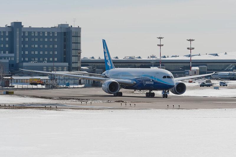 Boeing 787-8 (N787BX) Boeing DSC_8748