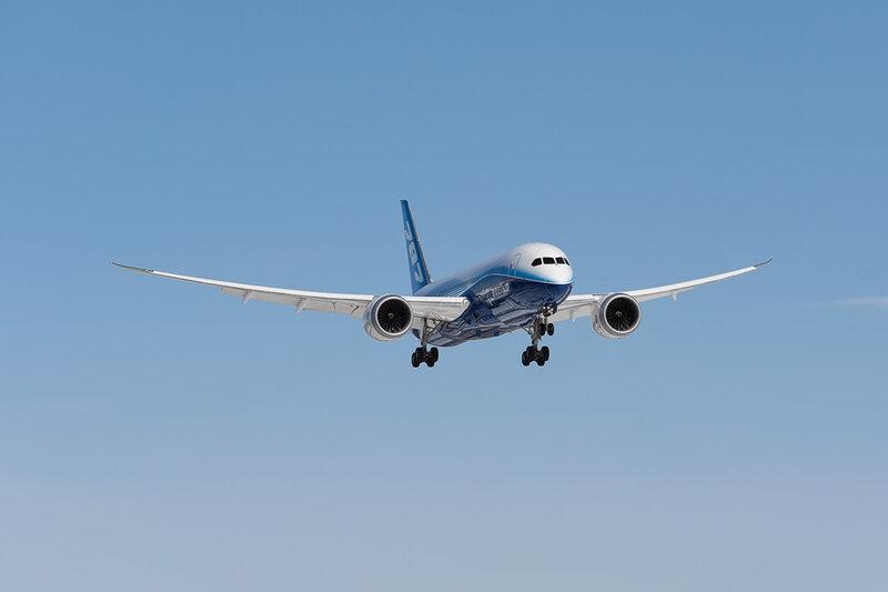 Boeing 787-8 (N787BX) Boeing DSC_8860