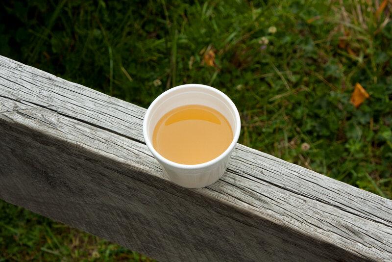 Чай с кокой