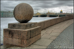 Санкт-Петербург. Март 2012.